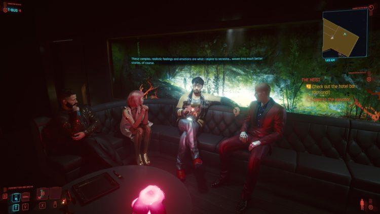 Cyberpunk 2077 Kojima