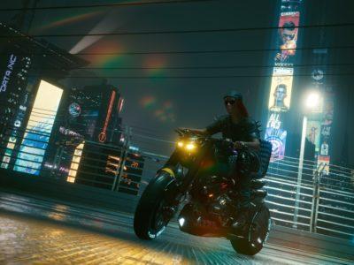 Cyberpunk 2077 Nazare Itsumade Bike Secret Quest