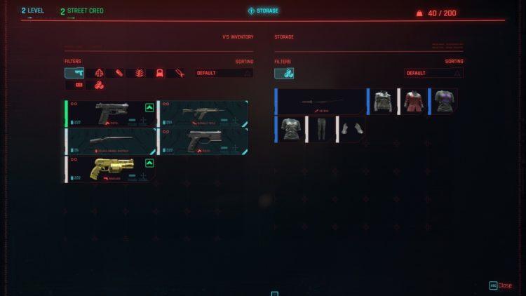 Cyberpunk 2077 Witcher Items Gog Galaxy 1