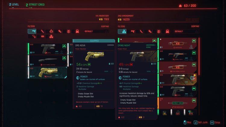 Cyberpunk 2077 Beginner's Guide Tips 5a
