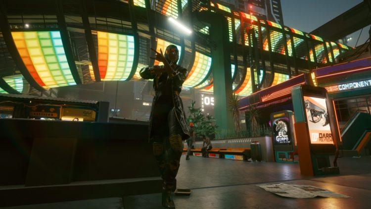 Cyberpunk 2077 Fashion Guide Лучшая одежда 2