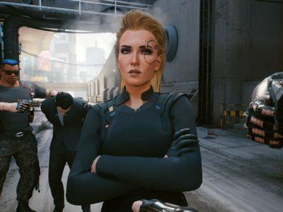 Cyberpunk 2077 Meet Meredith Stout Again