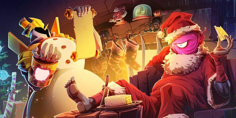 Dead Cells Malaise Update Brings Christmas Cheer Amongst Goodies (1)
