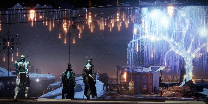 Destiny 2 Dawning Spirit Guide