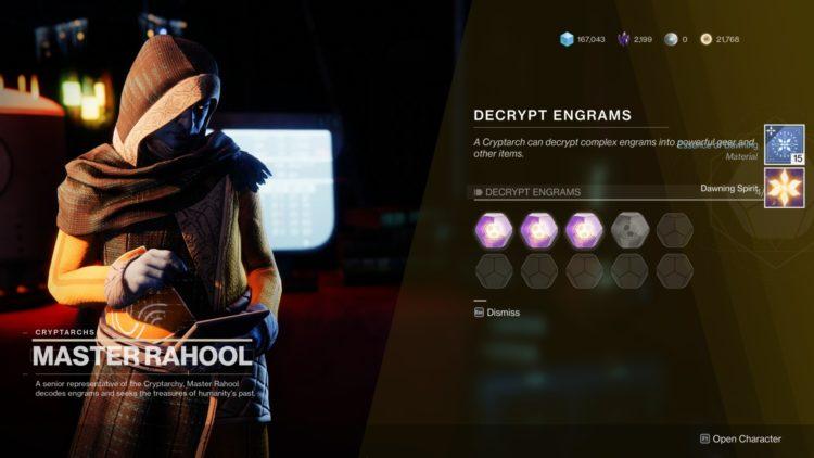 Destiny 2 Dawning Spirit Guide 2
