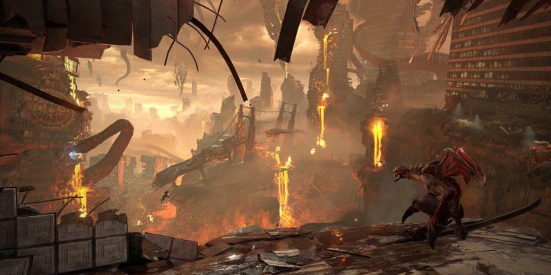 Doom Eternal City