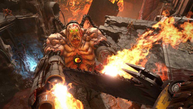 Doom Eternal Mancubus