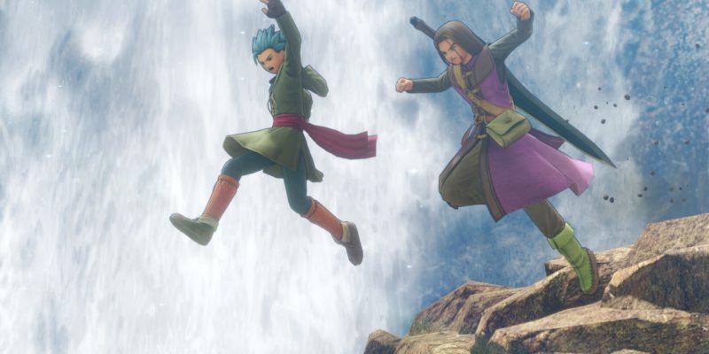 Dragon Quest Xi S 1