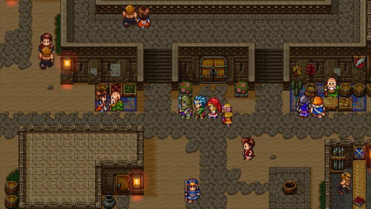 Dragon Quest Xi S 2