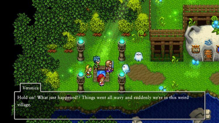 Dragon Quest Xi S 4