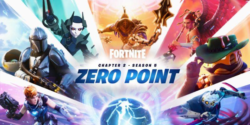 Fortnite Chapter 2 Season 5 guide