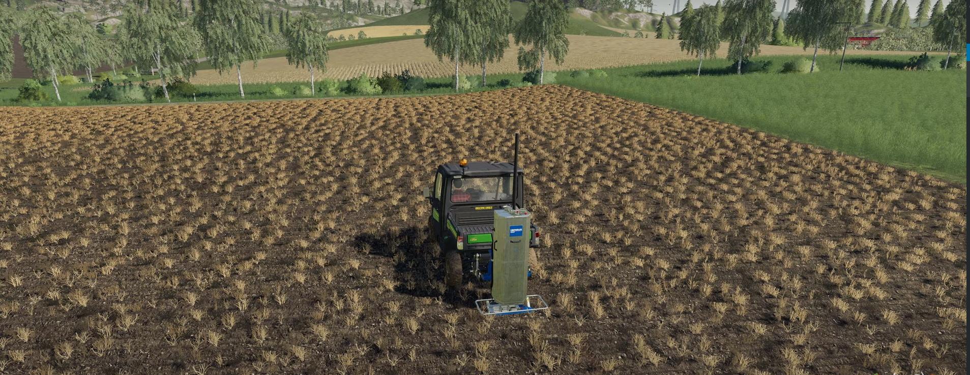 Farming Simulator 19 Precision Farming Dlc
