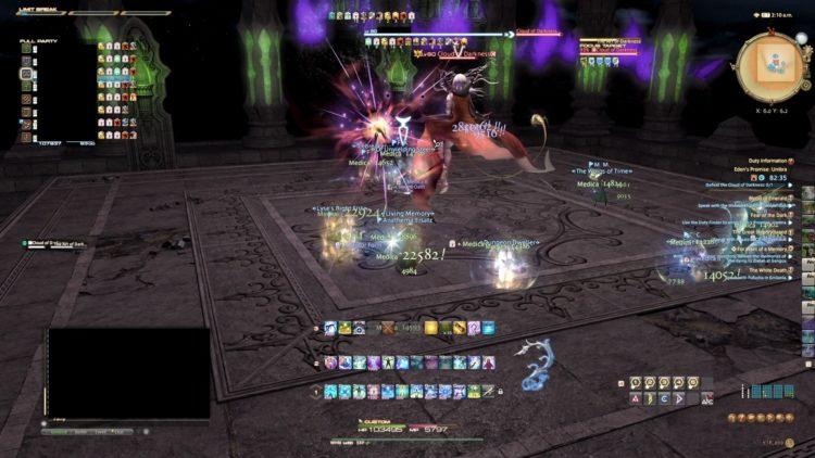 Final Fantasy Xiv Eden's Promise Umbra Art Of Darkness