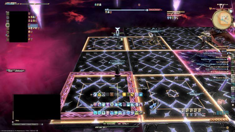 Final Fantasy Xiv Eden's Promise Umbra Grid