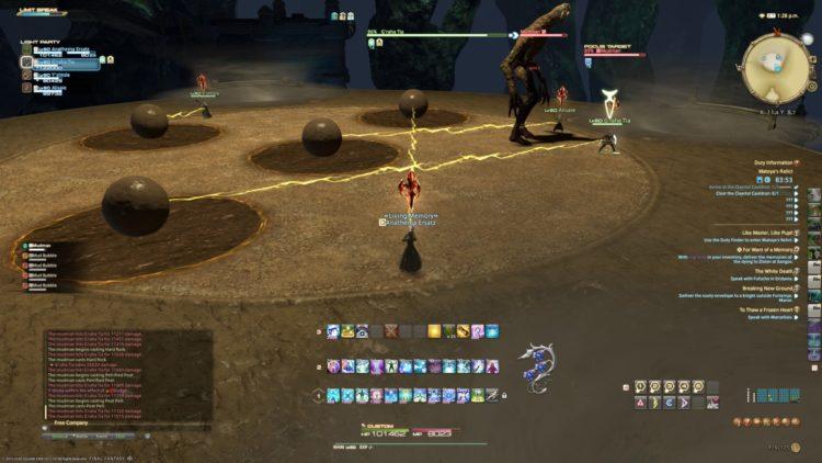 Final Fantasy Xiv Matoya's Relict Mudman