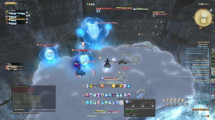 Final Fantasy Xiv Matoya's Relict Nixie 2