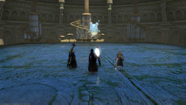 Final Fantasy Xiv Matoya's Relict Nixie