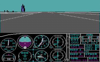 Flight Simulator 2.13 Meigs
