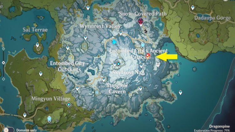 Genshin Impact Draconic Pilgrimage Challenge Warm Essence Guide 2
