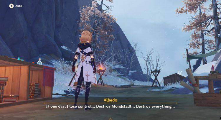 Genshin Impact The Chalk Prince And The Dragon Event Shop Rewards Albedo 5