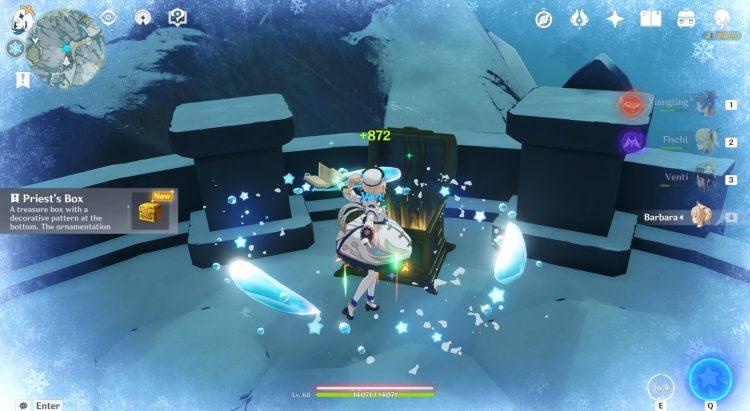 Genshin Impact Secret Door Box 3