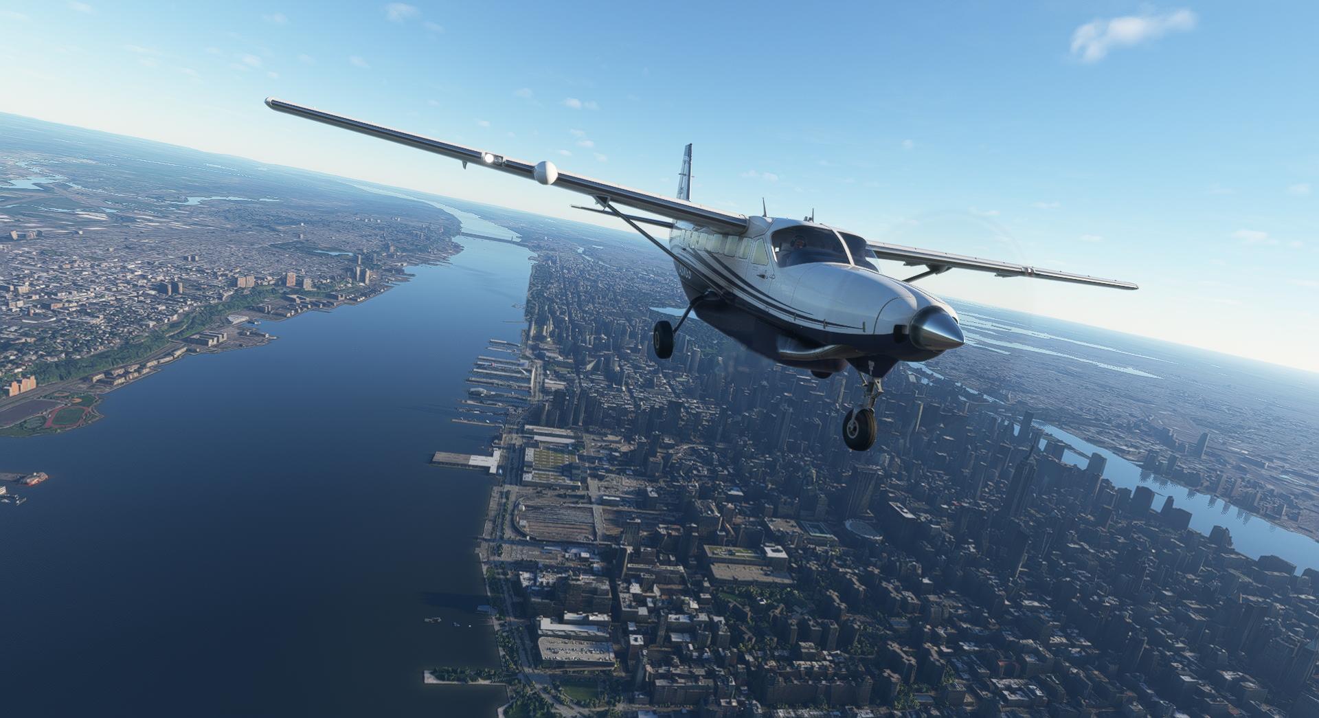 Microsoft Flight Simulator DirectX 12 update coming in 2021