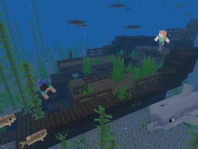 Minecraft Snapshot