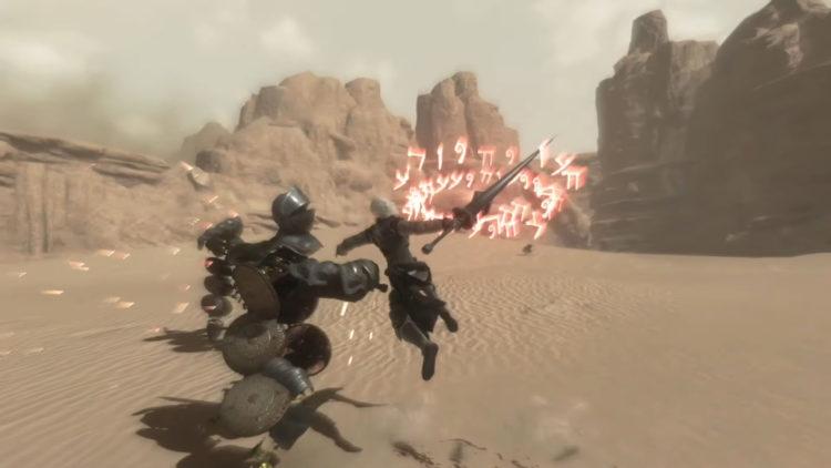 Nier Replicant Ver.1.122474487139… The Game Awards Gameplay Trailer 0 29 Screenshot