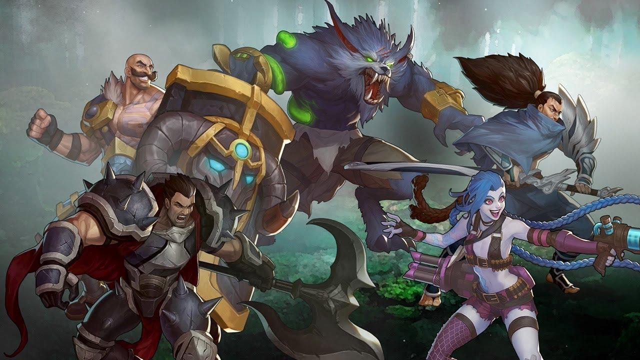Riot Vp Confirms Development Of League Of Legends Mmo (1)