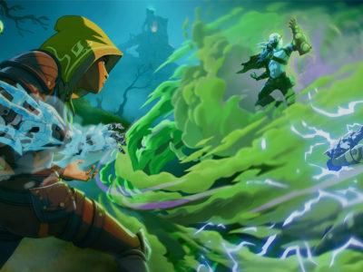 Spellbreak Chapter 1 The Spellstorm Cover 3