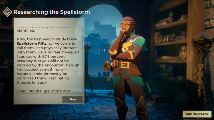 Spellbreak Chapter 1 The Spellstorm Quests