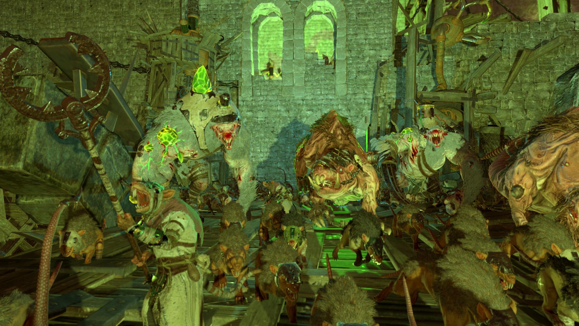 Throt The Unclean Flesh Laboratory Mutations Augments Guide Total War Warhammer Ii Warhammer 2