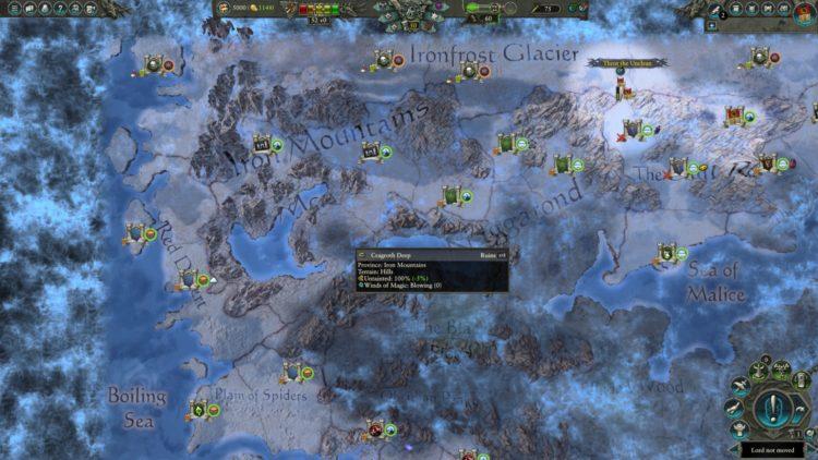 Throt The Unclean Ghoritch Quest Battle Unique Items Total War Warhammer Ii Warhammer 2 1