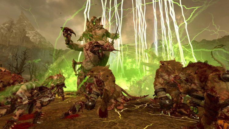 Throt The Unclean Ghoritch Quest Battle Unique Items Total War Warhammer Ii Warhammer 2 2c