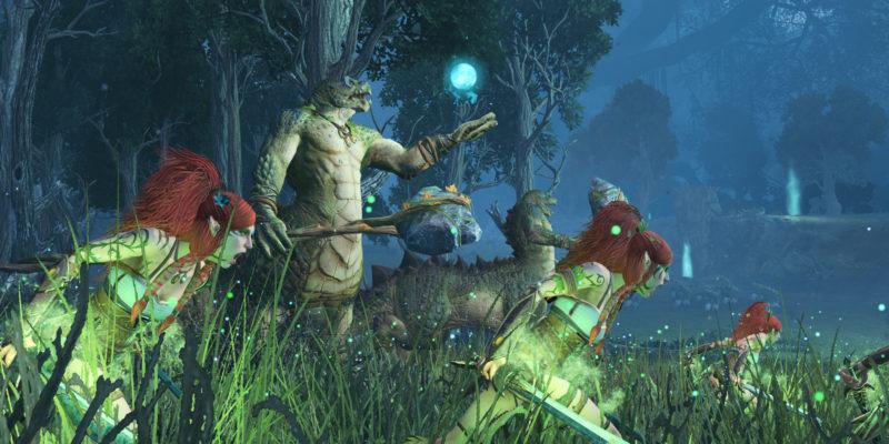 Total War Warhammer Ii Wood Elves Rework Guide