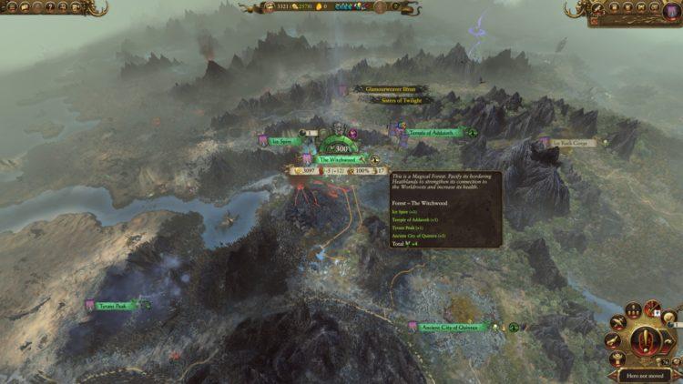 Total War Warhammer Ii Wood Elves Rework Guide 1a