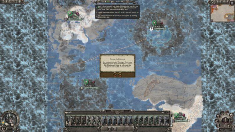 Total War Warhammer Ii Wood Elves Rework Guide 3