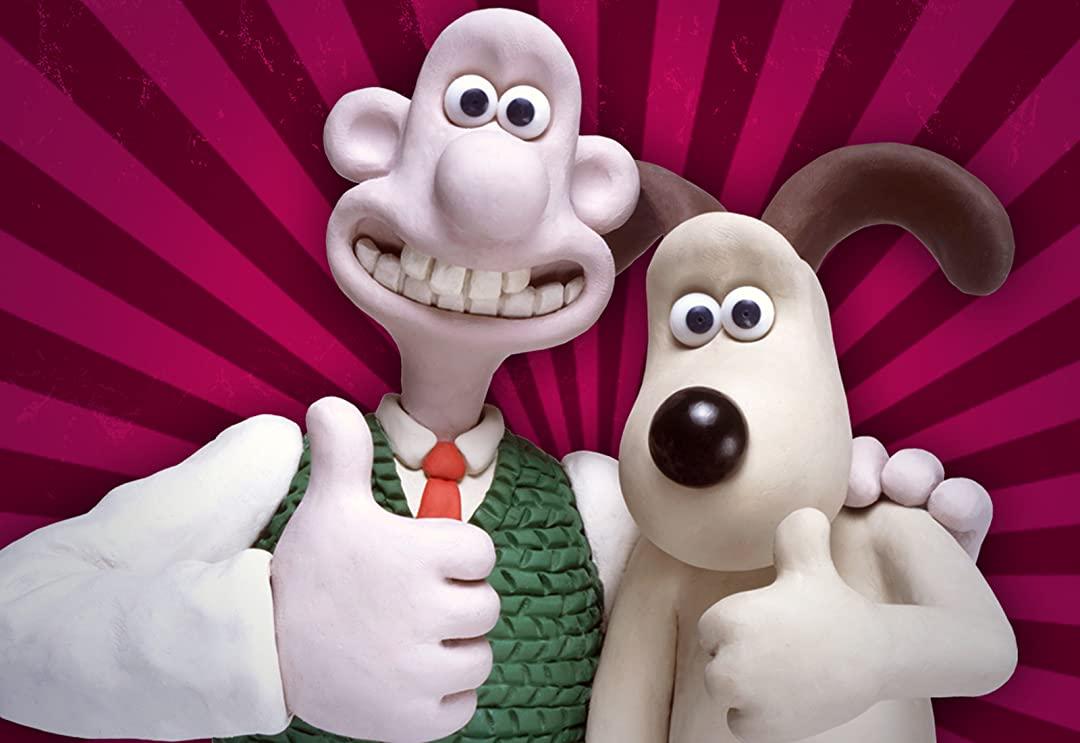 Wallace and Gromit Bandai Namco