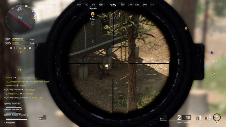 Black Ops Cold War Lw3 Gameplay