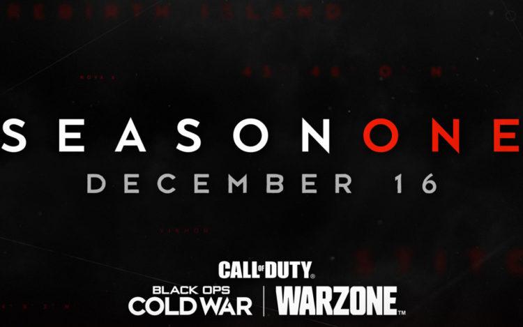 Black Ops Cold War Warzone season one
