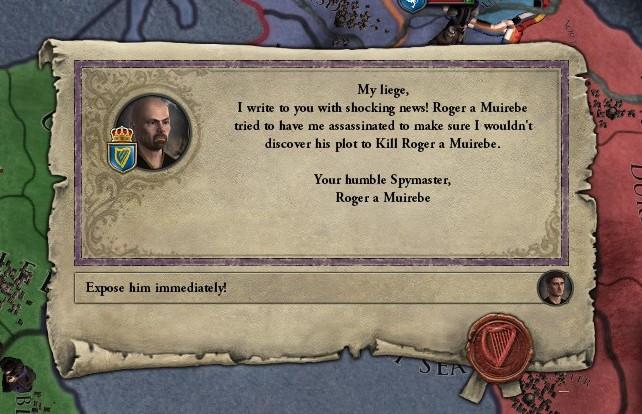 Crusader Kings 2 Spymaster