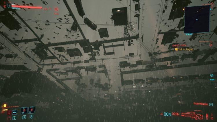 Cyberpunk 2077 Floor