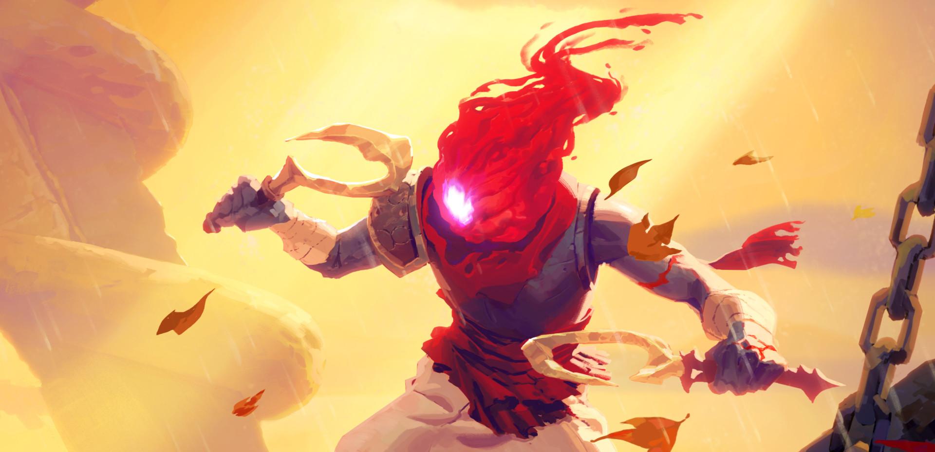Dead Cells Fatal Flaws Dlc Art Feat