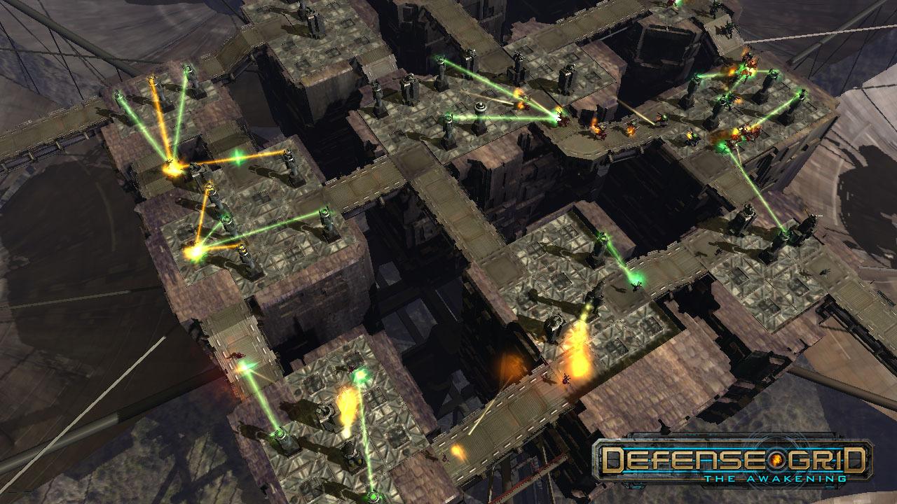 Defense Grid Epic Games Store Free Games December 2020