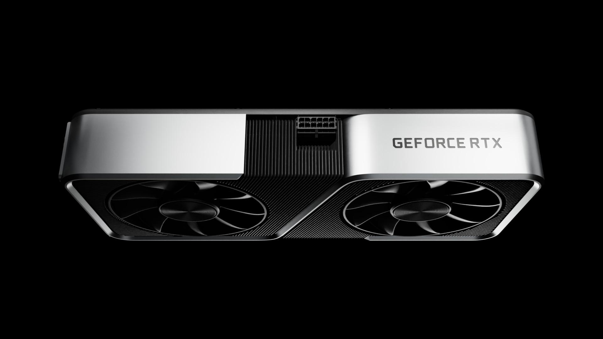 Nvidia Geforce Rtx 3060 Ti graphics card