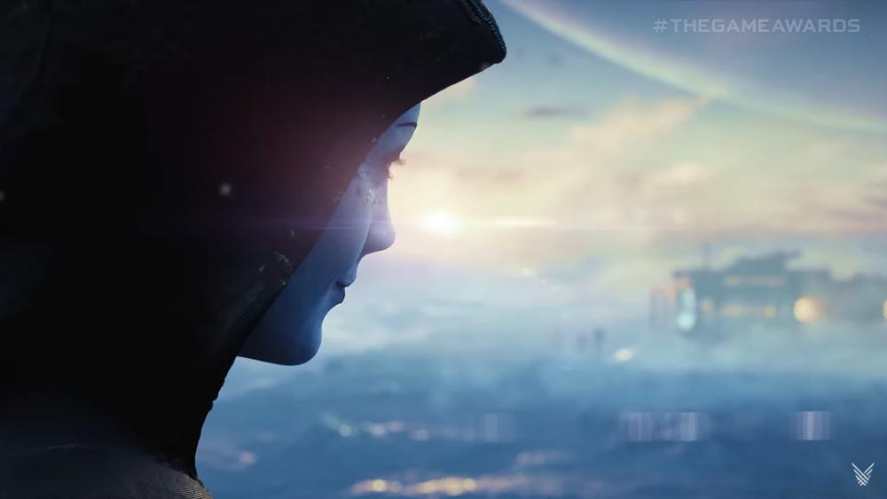 Mass Effect Game Awards 2020
