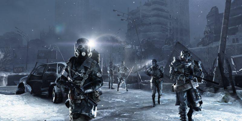 Metro 2033 Redux Free Epic Games Store