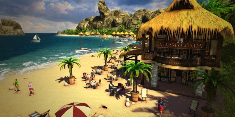 Tropico 5 Free Epic Games Store
