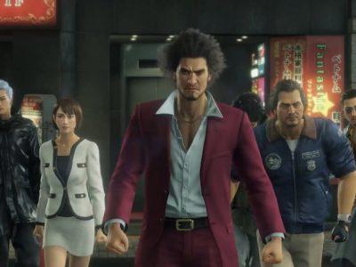 yakuza turn-based combat developers lost judgment