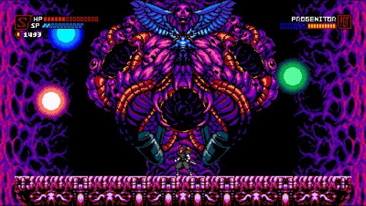 Cyber Shadow final boss guide